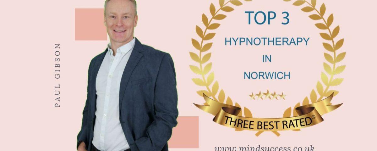 Top hypnotherapist Norwich